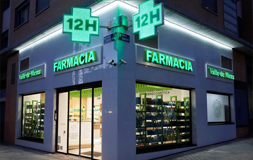 Farmacia Calle Valle de Mena, Madrid